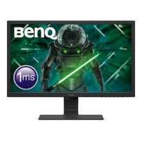 Monitor led 24 benq gl2480 - hdmi - vga - dvi - d - - 1920x1080 - 1ms - 75hz - vesa 100x100