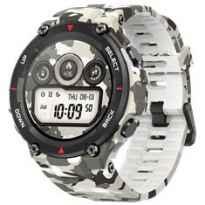 Pulsera reloj deportiva amazfit t - rex camo green - smartwatch - amoled 1.3pulgadas - bluetooth