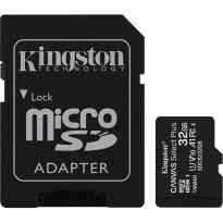 MEMORIA MICROSDHC C10 32GB KINGSTON CON ADAPTADOR