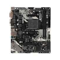 PLACA ASROCK A320M-HDV R4.0 AM4 DDR4 HDMI PCIE3.0 SATA3 USB3.1 MATX