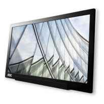 "Monitor Portatil AOC I1601FWUX 15.6""/ Full HD/ Negro"