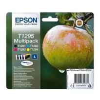 Cartucho de Tinta Original Epson T1295 Multipack/ Negro/ Cian/ Amarillo/ Magenta
