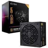 Fuente de Alimentacion EVGA 550 GA Supernova/ 550W/ Ventilador 13.5cm/ 80 Plus Gold