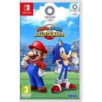Juego para Consola Nintendo Switch Mario y Sonic en los Juegos Olimpicos: Tokio 2020