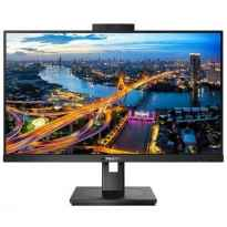 "Monitor Profesional Philips 242B1H 23.8""/ Full HD/ Webcam/ Multimedia/ Negro"