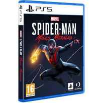JUEGO PARA CONSOLA SONY PS5 MARVEL'S SPIDER-MAN: MILES MORALES