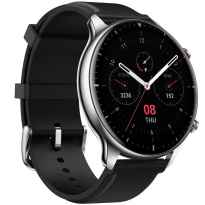 Pulsera reloj deportiva amazfit gtr 2 - 47mm obsidian black - classic edition stainless stell - smartwatch 1.39pulgadas - blue