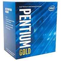 Micro. intel pentium gold dual core g6400 10 generacion lga - 1200 4ghz 4mb in box