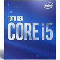 Micro. intel i5 10600 lga1200 10 generacion 6 nucleos 3.3ghz 12mb in box