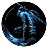 Alfombra Gaming Woxter Stinger Floorpad/ Azul