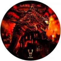 Alfombra Gaming Woxter Stinger Floorpad/ Roja