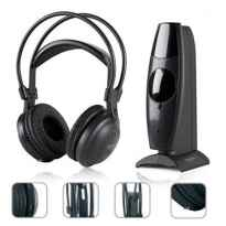 Auriculares Inalambrico FA-8060 Fonestar Negro