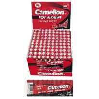 Plus Alcalina AAA 1.5V (20 packs * 10 pilas) Camelion
