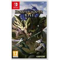 Juego nintendo switch - monster hunter rise