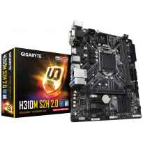 PB S1151-V2 GIGABYTE H310M S2H 2DDR4/PCIE/SATA3/USB3.1/HDMI/DVI-D/VGA/mATX