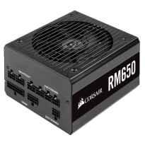 Corsair RM650 unidad de fuente de alimentacion 650 W 20+4 pin ATX ATX Negro