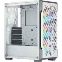 Corsair iCUE 220T RGB Airflow Midi Tower Blanco