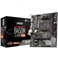 MSI B450M-A PRO MAX placa base AMD B450 Zocalo AM4 micro ATX