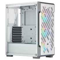 Corsair iCUE 220T RGB Midi Tower Blanco
