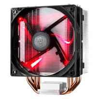REFRIGERADOR CPU COOLER MASTER HYPER 212 TURBO MULTISOCKET INTEL/AMD LED-ROJO
