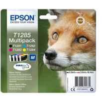 TINTA EPSON C13T12854012 T1285 PACK CUATRICOLOR C/M/Y/BK