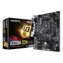 PB AMD SAM4 GIGABYTE A320M-S2H 2DDR4 PCIE 6SATA3 HDMI DVI-D MATX