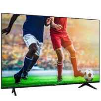 Tv hisense 58pulgadas led 4k uhd - 58a7100f - hdr10 - smart tv - 3 hdmi - 2 usb - dvb - t2 - t - c - s2 - s -