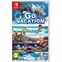 Juego nintendo switch - go vacation