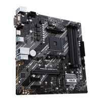 Placa base asus amd prime b550m - k socket am4 ddr4 x4 max 128gb 3200 mhz d - sub dvi - d hdmi matx
