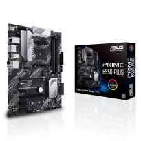 Placa base asus amd prime b550 - plus socket am4 ddr4 x4 3200mhz max. 128gb hdmi display port atx