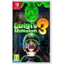 Juego nintendo switch - luigi's mansion 3