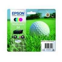 Multipack epson t3466 wf3720 - 3720dnf - golf