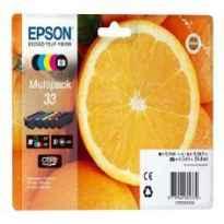 Multipack epson t333740 xp350*xp630 - xp635 - xp830 - naranja