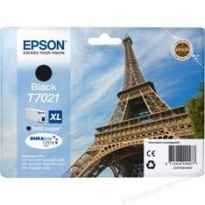 Cartucho tinta epson t702140 negro alta capacidad wp4000 - 4500 2400pag - torre eiffel
