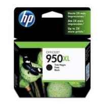 C.t.HP #950XL negro 2.300p. Officejet Pro 8100 8600 8610 8615 8620 Pro 251 276