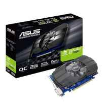 TARJETA GRAFICA ASUS PH-GT1030-O2G 2GB GDDR5 PCIE3.0 1*HDMI/1*DVI-D