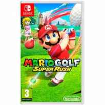 Juego nintendo switch - mario mario golf super rush