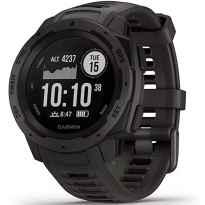 Reloj smartwatch garmin instinct negro