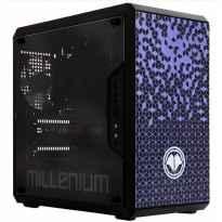 Ordenador millenium machine 1 mini rakan gaming - amd ryzen 5 5600x - nvidia rtx 3060 12gb - 2x8gb ram - 1tb hdd - 240gb ss