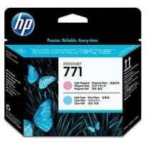 HP CABEZAL CIAN CLARO/MAGENTA CLARO DESIGNJET 771