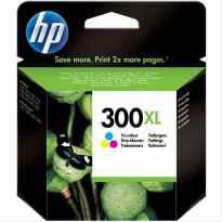 CARTUCHO TINTA HP 300XL COLOR PARA CB671B/CB770B/CH366B/CB656B/CN517B/Q8380B/Q8418B