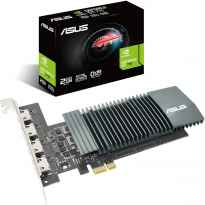 VGA ASUS GEFORCE GT710-4H-SL-2GD5 2GB PASIVA