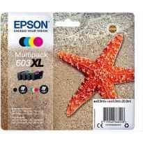 TINTA EPSON PACK 603XL 4 COLORES