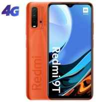 SMARTPHONE XIAOMI REDMI 9T 6,53'' FHD+ 4GB/128GB 4G NFC SUNRISE ORANGE