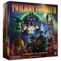 Juego de mesa asmodee twilight imperium la profecia de los reyes expansion
