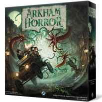 Juego de mesa asmodee arkham horror 3 edicion pegi 14