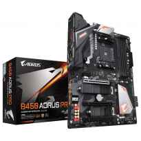 PLACA BASE GIGABYTE B450 AORUS PRO AM4 ATX 4XDDR4