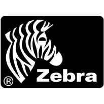ETIQUETA ZEBRA TERMCIA DIRECTA 76X25MM ( CAJA 12 ROLLOS)