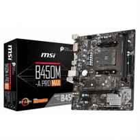 MSI Placa Base B450M-A PRO MAX AM4
