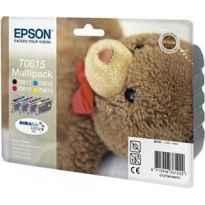 EPSON STYLUS D-66/88, DX-3800/DX-4800 PACK 4 COLORES